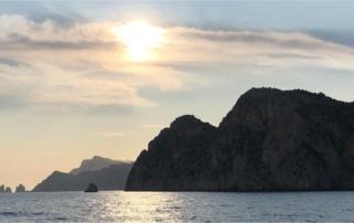 path of punta campanella