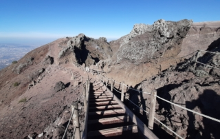 trekking Vesuvio
