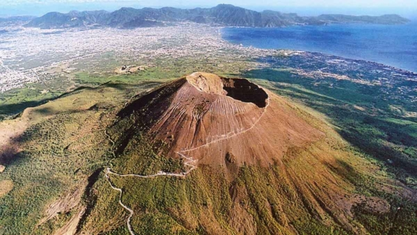 hike & wine mount vesuvius